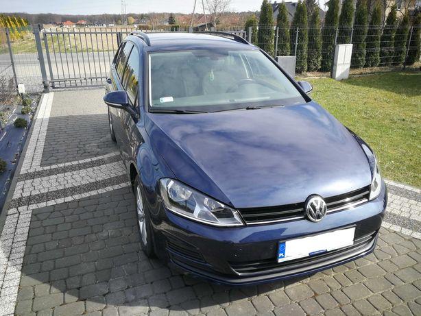 VW GOLF 1.6 TDi 2016r. Comfortline Salon Polska Przebieg 94 tys.