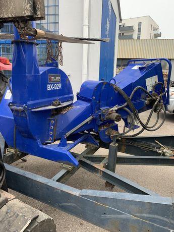 Rębak tarczowy STILER BX 92R z wbudowaną hydrauliką
