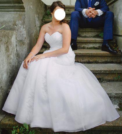 Suknia ślubna polecam