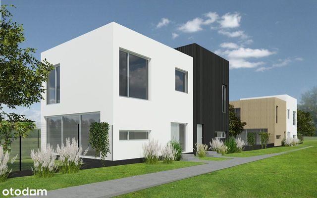 Działka z pozwoleniem na budowę dwóch domów dwulok