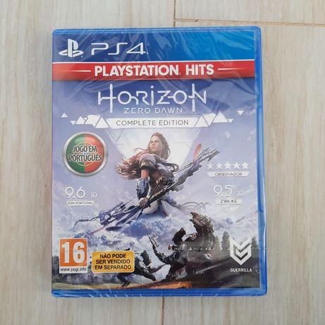 Vendo jogo PS4 Horizon Zero Dawn complete edition