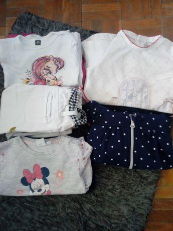 ubranka dla dziewczynki 80 wysylka gratis