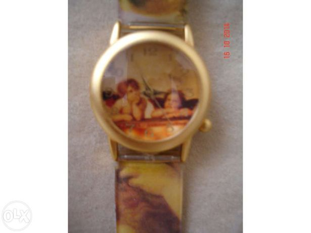 Relógio Anjos Rafaello