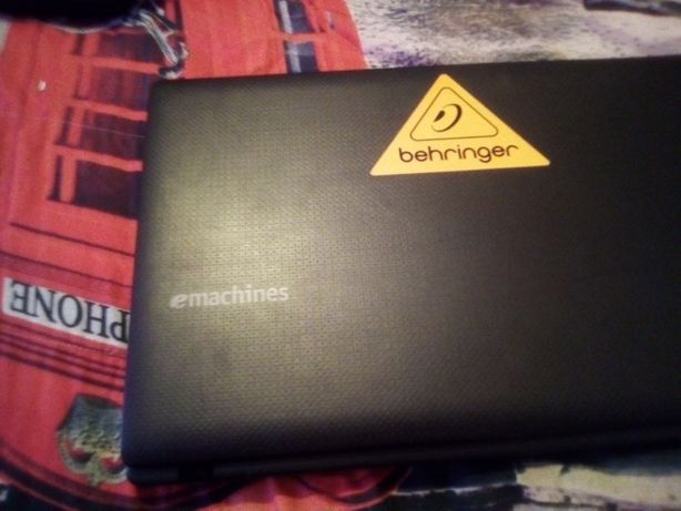 portatil emachines
