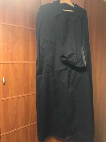 Продам новую черную плащ-накидку ВМФ. Размер 52.