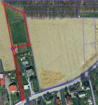 Będkowice Działka budowlana · 2728 m² - 17 km od Krakowa