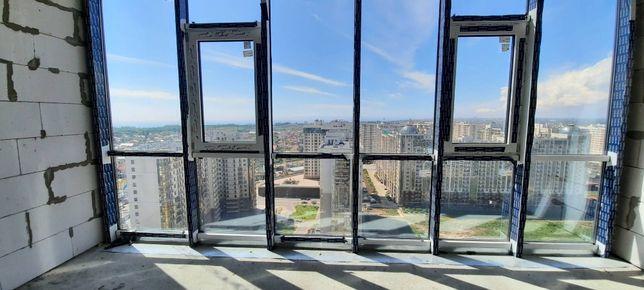 Улучшенная планировка.3-ая квартира 100м2 в ЖК Таировские Сады.
