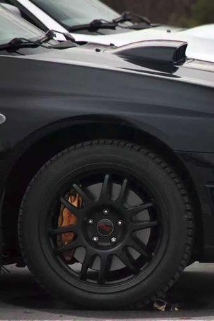 Jantes 17 Speedline Originais em 17 5x100 Subaru Golf 4 Seat Audi A3