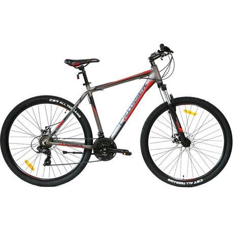 НОВЫЙ велосипед алюминий горный 26 и 29 Crosser Grim Shimano Comanche