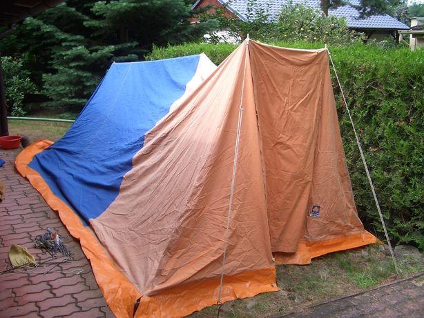 Namiot 3 osobowy - antyk- retro