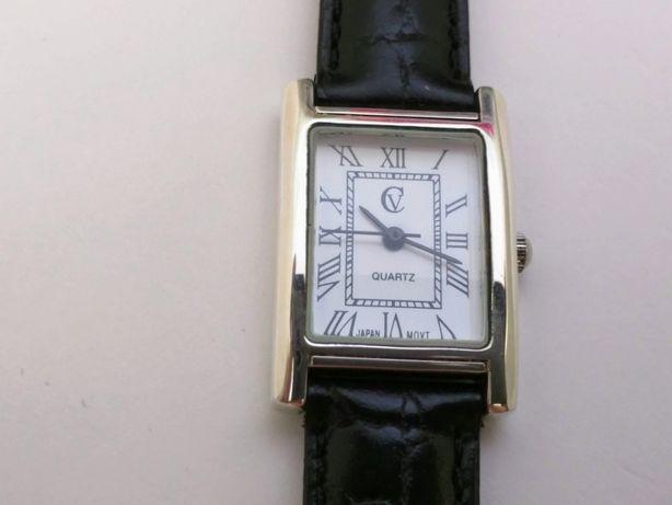 Часы CV, серебро, 925 проба. Кварц, из Англии.