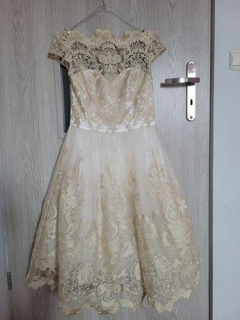 Sukienka chi chi London wesele ślub ślubna cywilny chichilondon