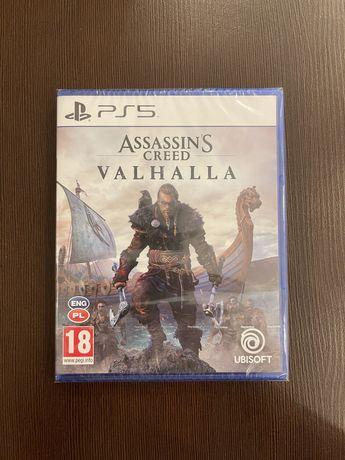 Assasin's Creed Valhalla PS5 Nowa Folia PL