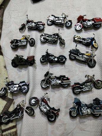 Vendo motas d coleção