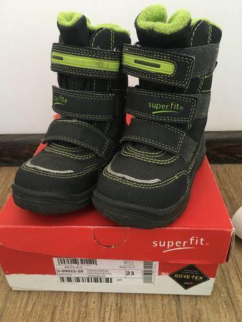 Superfit детские ботинки