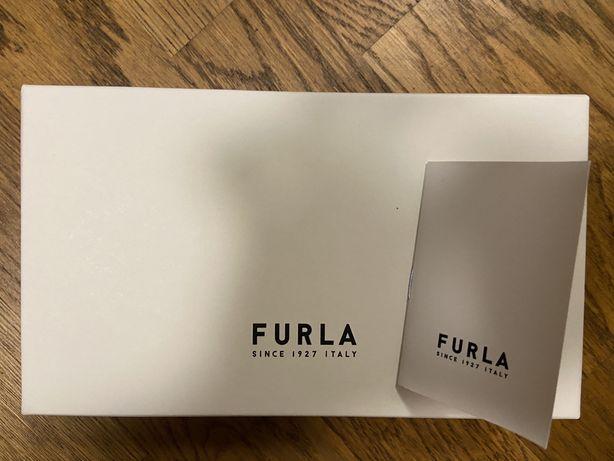 Фирменная упаковка - коробка кошелек Furla