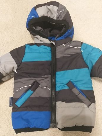 Куртка осіння на хлопчика 80 р