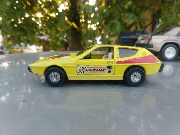 Vintage retro Corgi 5 Lotus Elite 1 36 Dunlop 7