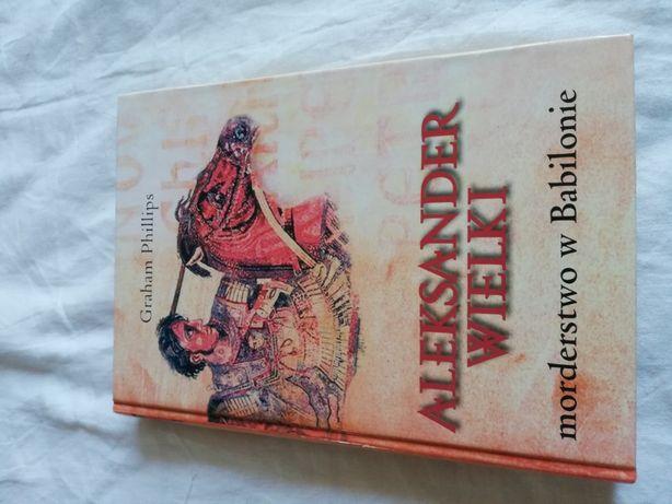 Aleksander Wielki- Morderstwo w Babilonie
