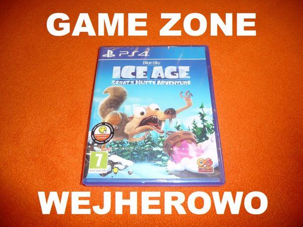 Ice Age PS4 + Slim + Pro = PŁYTA Wejherowo / Epoka Lodowcowa