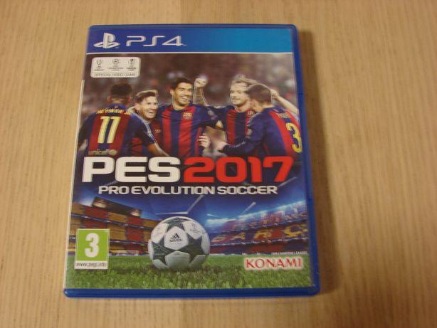 Gry na PS4 Pes 2017