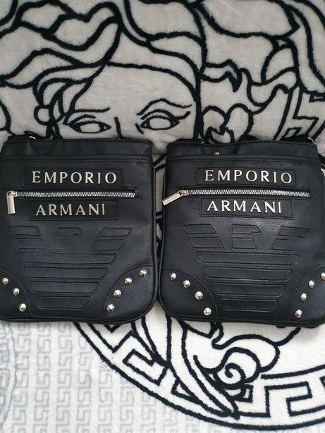 Torebka saszetka Armani