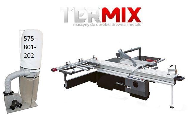 Piła pilarka formatowa formatówka TerMix 350mm 3200mm 5,5kW + montaż