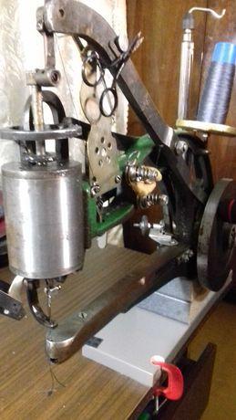 Рукавная машина для ремонта обуви и кожгалантереи