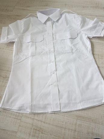 Koszula damska z pagonami