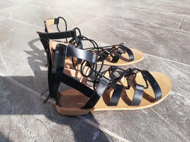 Sandały rzymianki