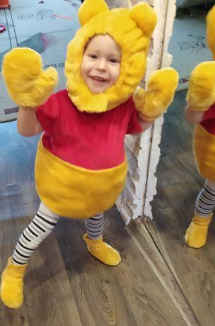Карнавальный костюм, новогодний костюмчик , Винни пух, костюм мишки