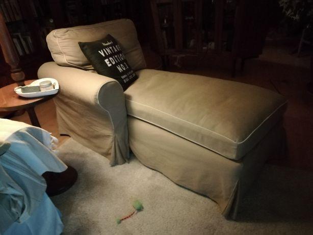 Chaise longue ERKTOP Ikea