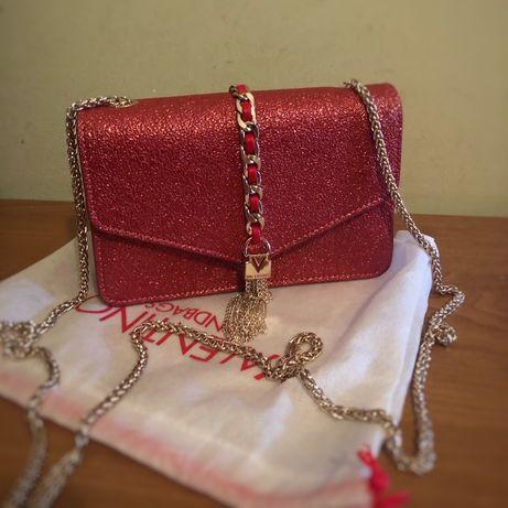 Torebka czerwona Valentino nowa
