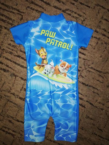 Плавательный костюм 12-18 мес.