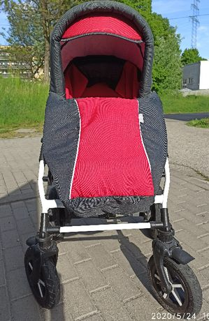Wózek dziecięcy Baby Merc Q9 3w1