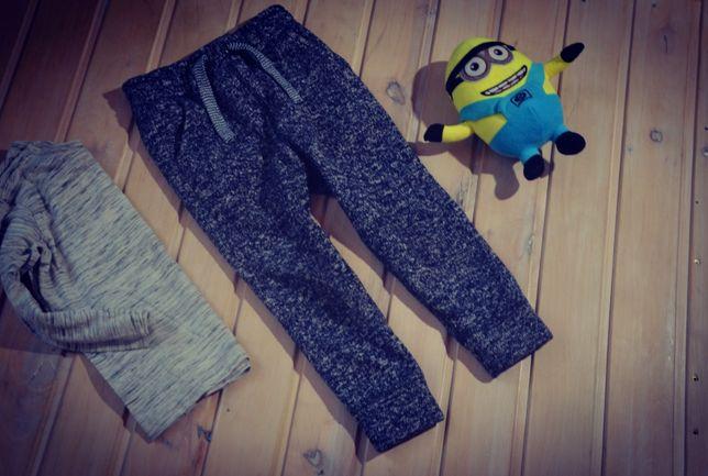 Тёплые штанишки 98