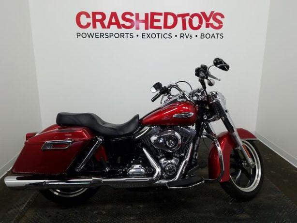 Harley-Davidson FLD Switchback 2012