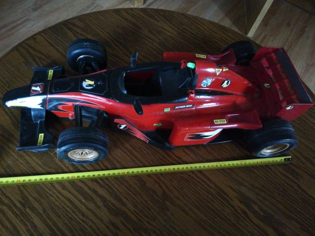 Oryginalny Samochód Action Man F1