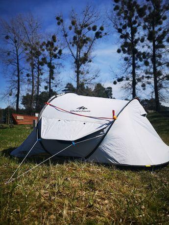 Namiot 3 osobowy Quechua Decatlon 2 SECONDS - FRESH&BLACK