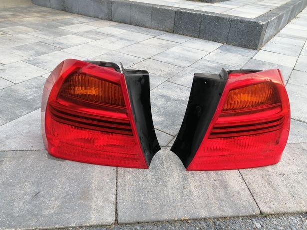 Lampy tył lewa prawa bmw e90