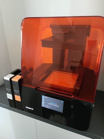 Drukarka 3D SLA Form 3 Formlabs Mało używana + Żywica biała i Hi-temp