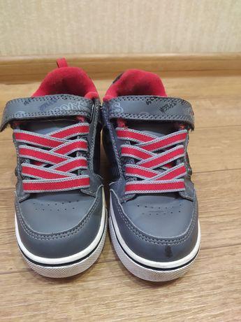 Роликовые ролики кроссовки кроссы heelys x2