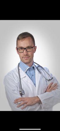 E-recepty/e-zwolnienia/lekarz online/ konsultacje
