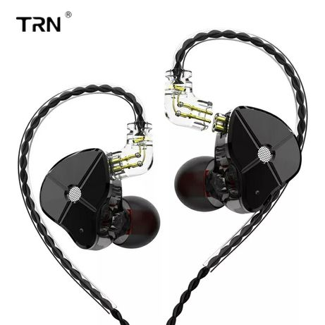 Наушники TRN ST1 черные