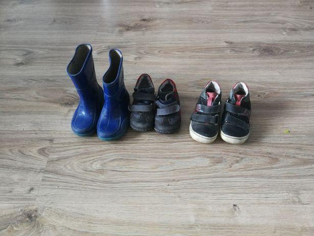 buciki dla chłopca