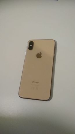 Smartfon APPLE iPhone Xs 64 GB Złoty