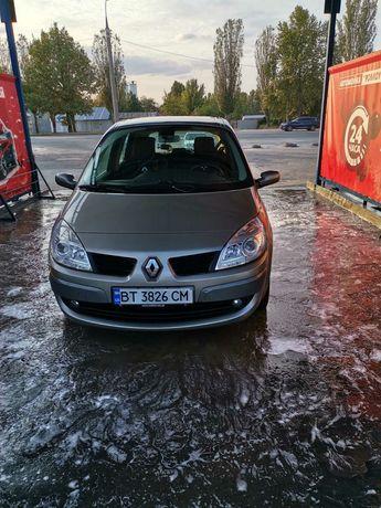 Renault Scenic  АКПП идеал