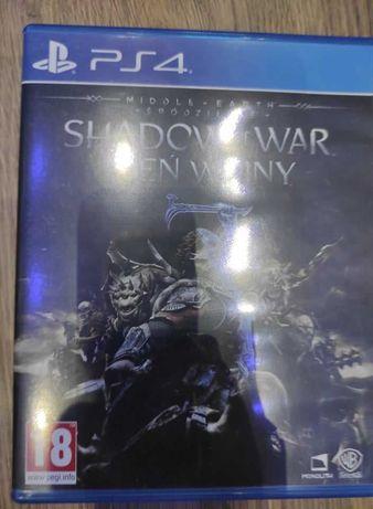 Gra Śródziemie- Cień Wojny Playstation 4