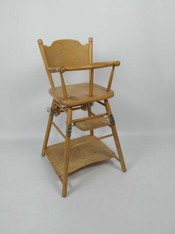Krzesełko do karmienia PRL Jasienica