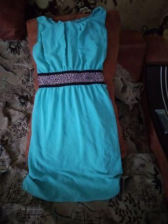 Платье сарафан шифон
